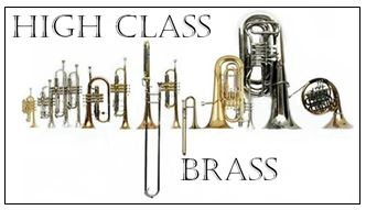 The High Class Brass